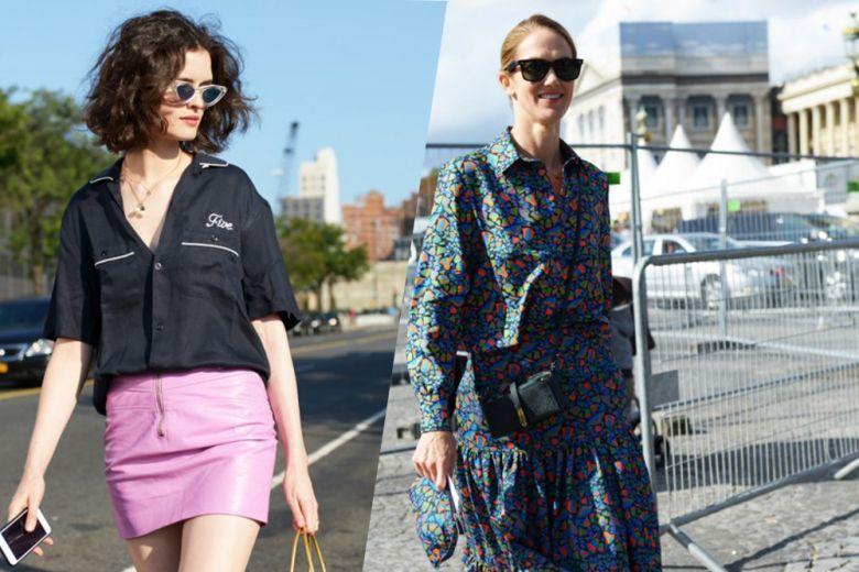 Street style: le meglio vestite del 2016