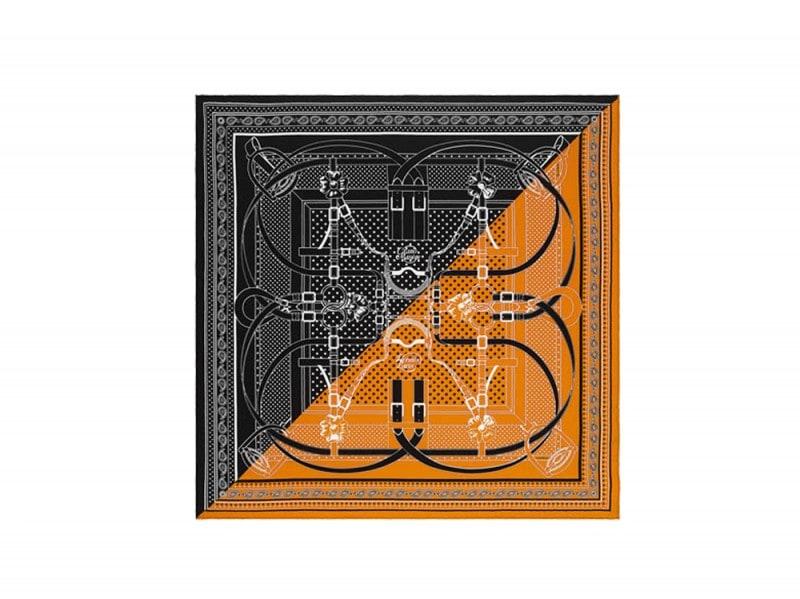 hermes-bandana