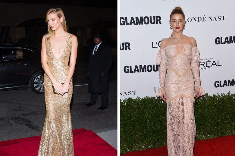 Le Best Dressed della settimana: Emma, Amber, Nicole e colleghe