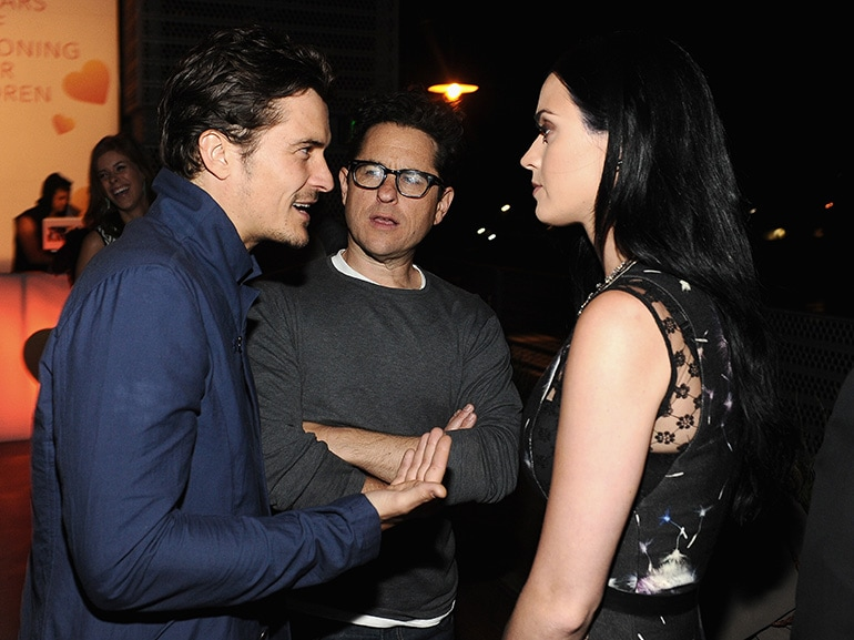 katy perry orlando bloom chiacchiera