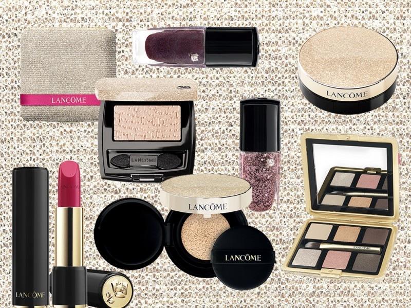 lancome make up natale