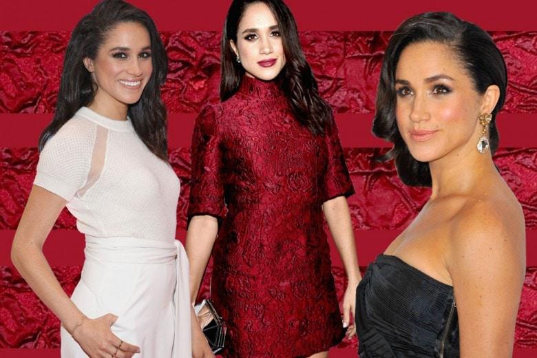 Meghan Markle: i beauty look più belli della fidanzata del Principe Harry