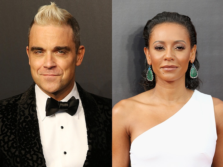 robbie williams mel b
