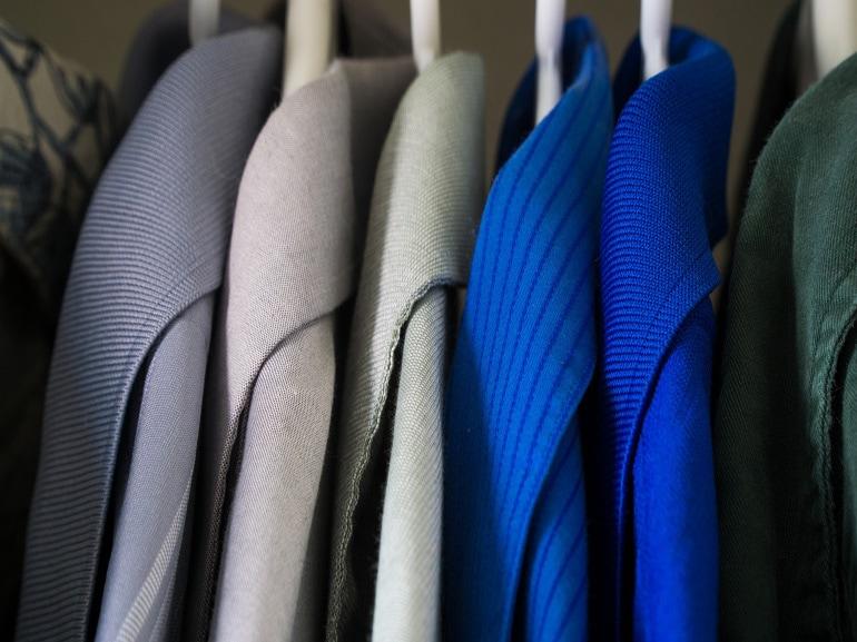 sistemare armadio per vivere meglio giulia torelli closet organizer