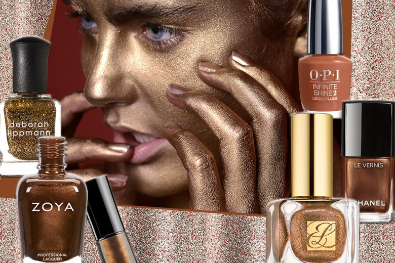 Smalto bronzo: i migliori per una manicure metallica