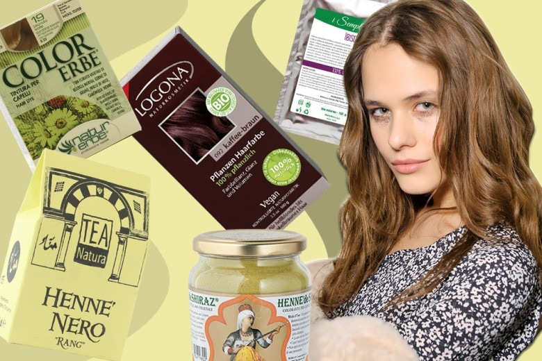Tinte per capelli bio e naturali: le nostre scelte