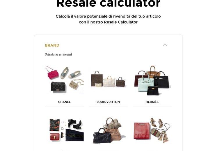 Vestiaire Collective lancia l'indice per diventare fashion broker