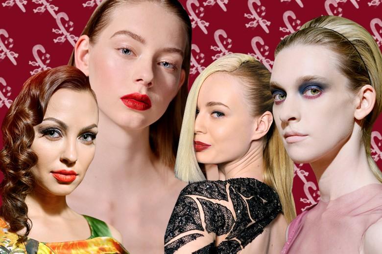 10 acconciature per le feste: raccolti e hair look glamour da copiare