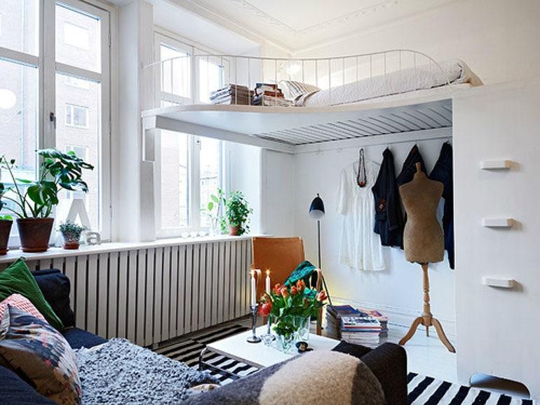 Camera Per Ospiti : Come ricavare una stanza per gli ospiti dove non c è grazia