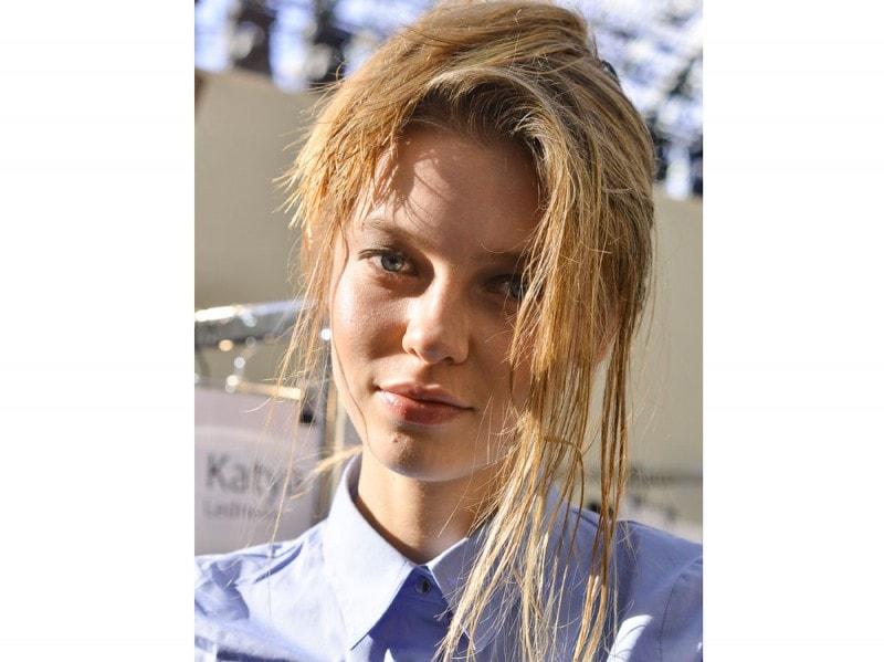 Barbara-Bui capelli tagli asimmetrici