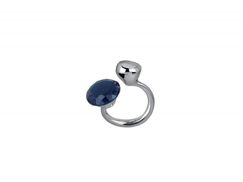 Breil Stones anello TJ2101_pietra blu