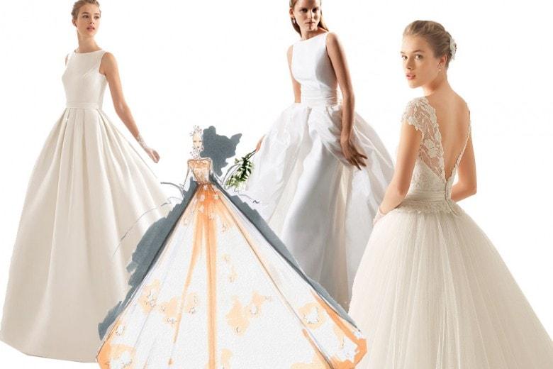 Abiti da sposa da principessa: le novità 2017