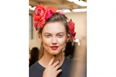 Chanel Métiers D'Art il backstage beauty della sfilata Parise Cosmopolite (5)