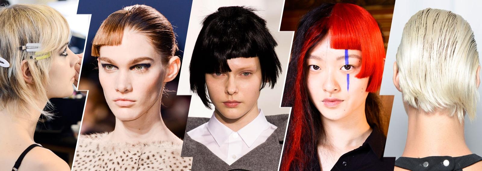 capelli tagli asimmetrici le idee più originali