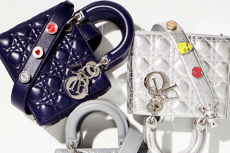 Dior lancia il servizio di personalizzazione per la borsa My Lady Dior