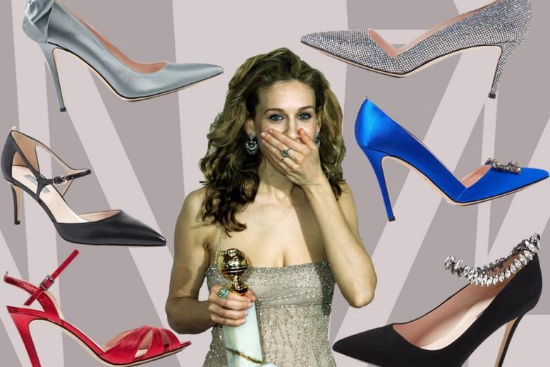Le scarpe di SJP by Sarah Jessica Parker