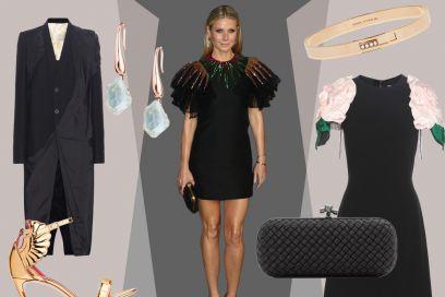 Gwyneth Paltrow in Gucci: il look da sera da copiare