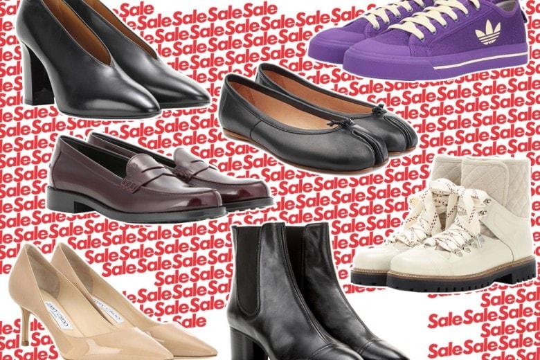 Le scarpe da acquistare con i saldi invernali 2017