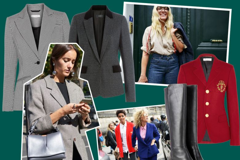 Come portare la giacca, tre idee