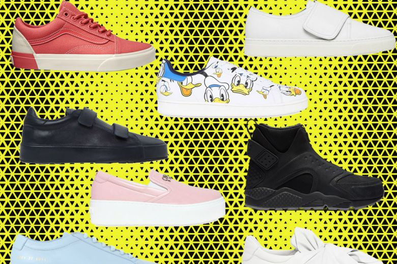Le sneakers per la Primavera-Estate 2017