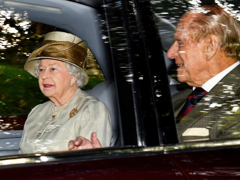 Theresa May Visits The Queen At Balmoral Castle