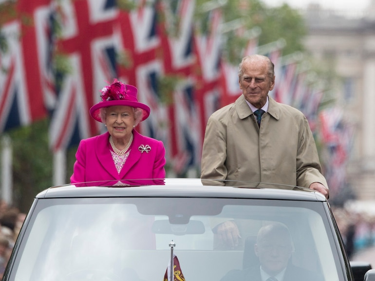 The Patron's Lunch To Celebrate The Queen's 90th Birthday