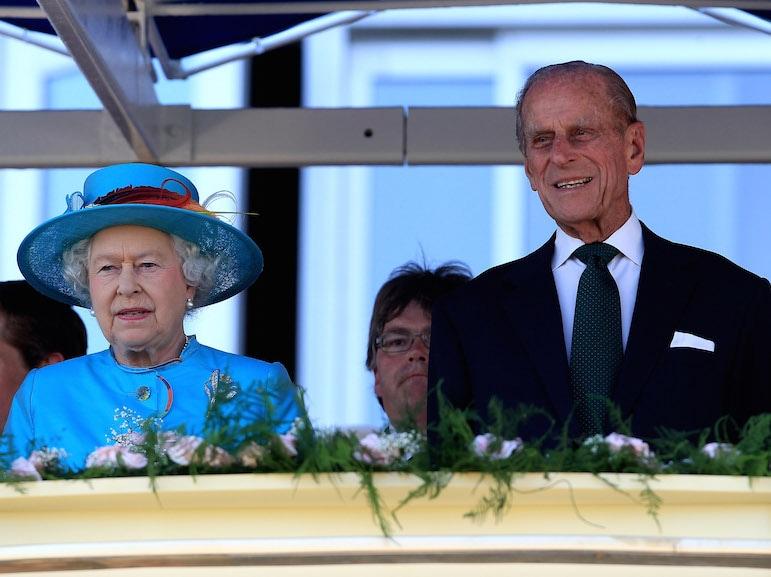 Queen Elizabeth II Visits Canada – Day 7