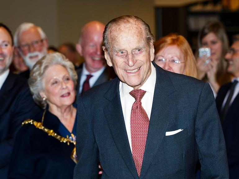 The Duke Of Edinburgh Opens The New Design Museum