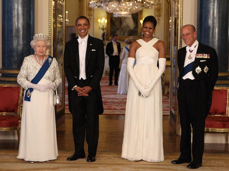 US President Barack Obama Visits The UK – Day One