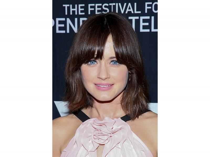 Alexis Bledel capelli