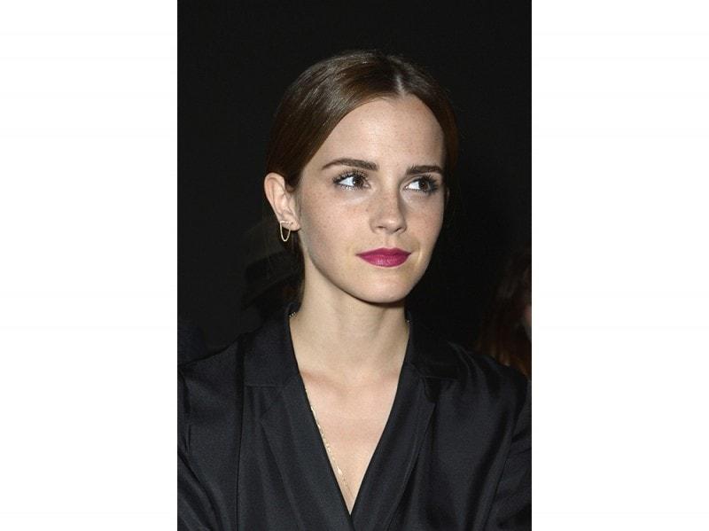 Emma Watson beauty look