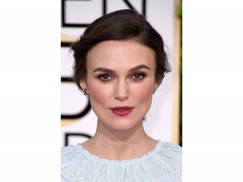 Keira Knightley beauty look