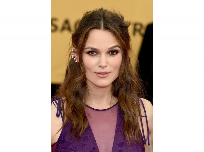 Keira Knightley make up