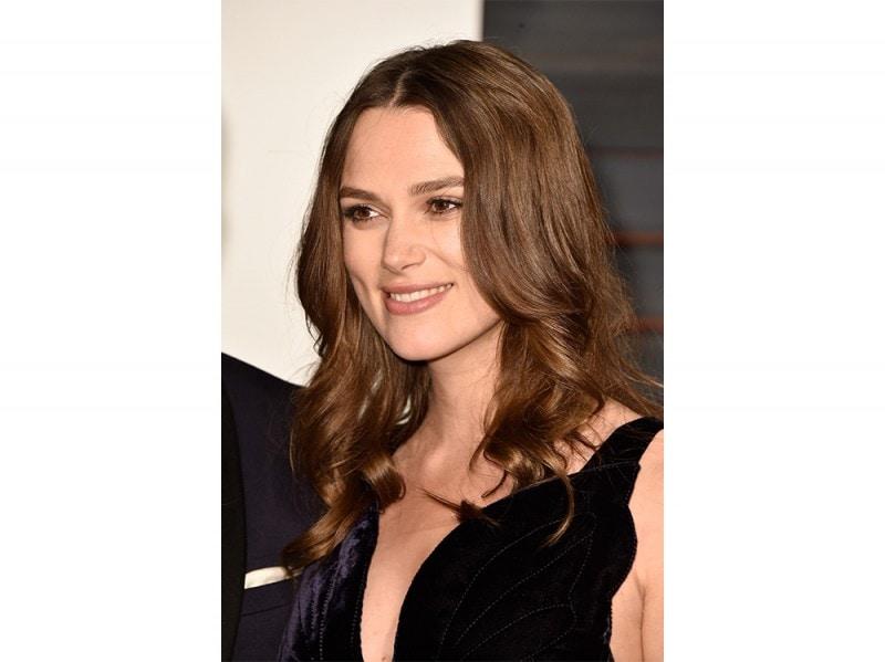 Keira Knightley capelli