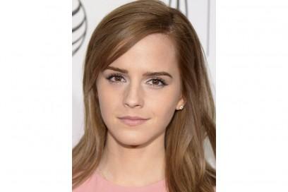Emma Watson capelli bronde