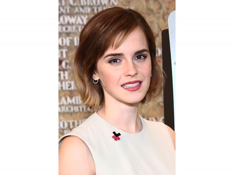 Emma Watson caschetto