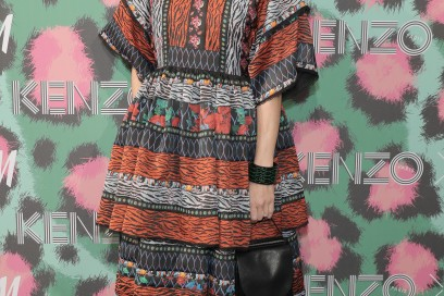 KENZO x H&M Launch Event Directed By Jean-Paul Goude' – Arrivals