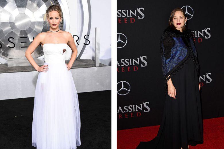 Le star Best Dressed della settimana: da Felicity Jones a Jennifer Lawrence