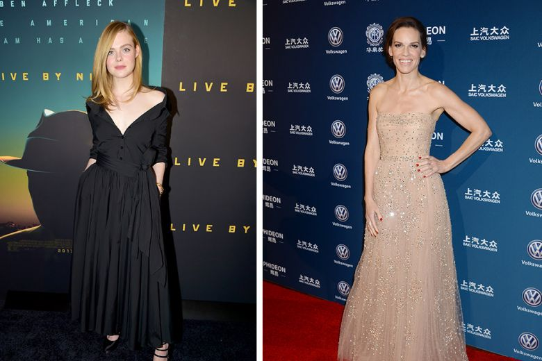 Le star Best Dressed: da Alexa Chung a Hilary Swank