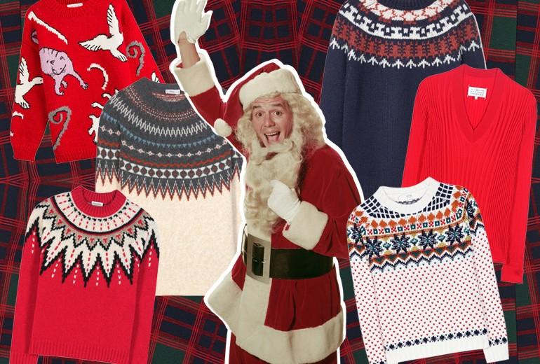 Maglioni natalizi: 2016 edition