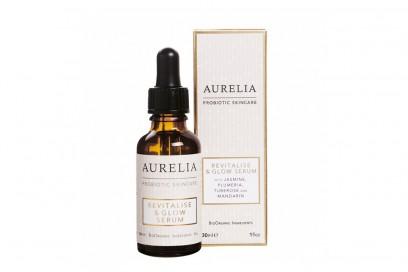 SieriBioNaturali_aurelia glow serum