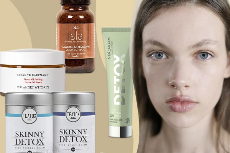 Skin Detox: un regime efficace per una pelle glowing