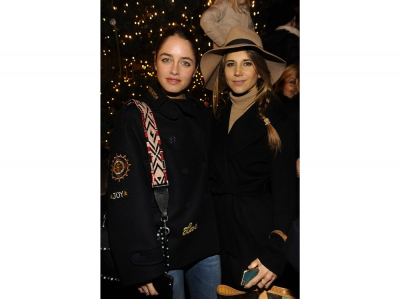 Valentino-Christmas-Tree-Roma-Matilde-Gioli-Nicoletta-Romanoff