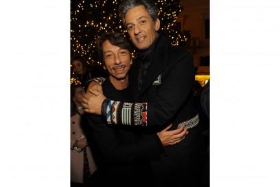 Valentino-Christmas-Tree-roma-Pierpaolo-Piccioli-Rosario-Fiorello