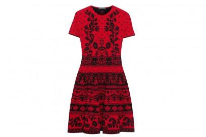 alexander-mcqueen-abito-rosso-nero
