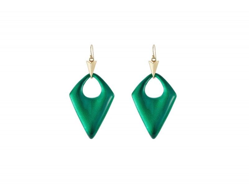 alexis-bittar-orecchini-verdi-smeraldo