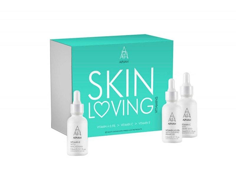 alpha h skincare vitamine