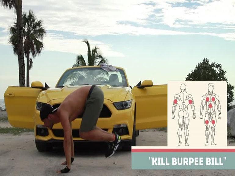 burpee-rimanere-in-forma-durante-feste-Natale-allenamento-benessere-esercizi-fitness-sport