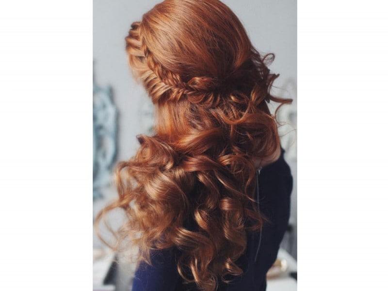 capelli intrecciati