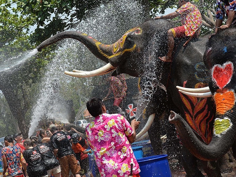 capodanno thailandia